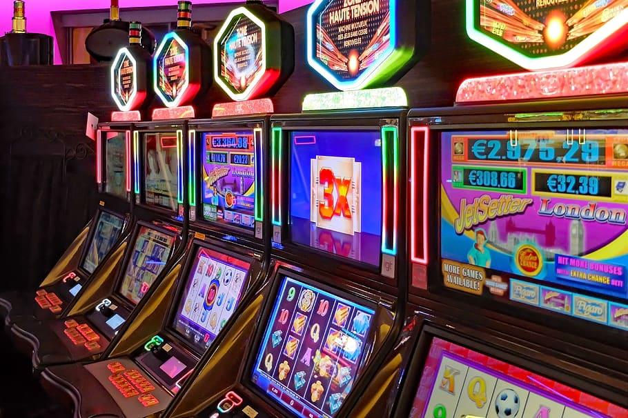 Permainan Slot Online Dibutuhkan Trik Untuk Menang